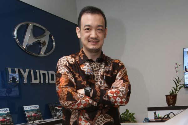 Mukiat Sutikno, setelah menjadi Presiden Director PT Hundai Mobil Indonesia, mulai 1 Juli 2019 resmi menempati jabatan baru sebagai Managing Director Bridgestone Indonesia,.  - Bisnis.com