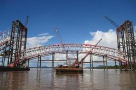 Jokowi Diminta Realisasikan Jembatan Mentaya