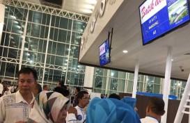 Hari Pertama Peralihan Rute Penerbangan Husein ke Kertajati Lancar