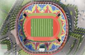 Renovasi Stadion Manahan Solo Tuntas Oktober