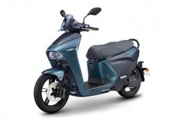 Yamaha EC-05, Skuter Listrik Pertama Yamaha Untuk Strategi Tekan Emisi