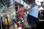 Situasi di Hong Kong Memanas, Demonstran Tuntut RUU Ekstradisi Dihapus Permanen