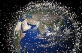 Gawat, Sampah Antariksa Berpotensi Tabrak Satelit Aktif!