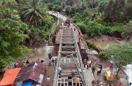 Pembangunan Kembali Jembatan Tinemba Jadi Prioritas 2020