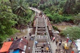Pembangunan Kembali Jembatan Tinemba Jadi Prioritas…