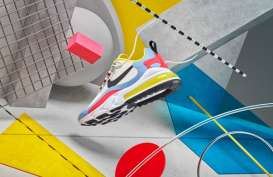 Colourfull di Koleksi Teranyar Nike Air Max 270