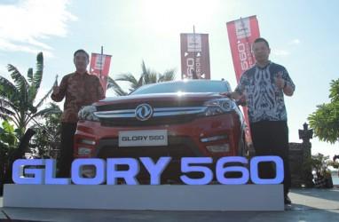 DFSK Glory 560 Meluncur di Pulau Bali