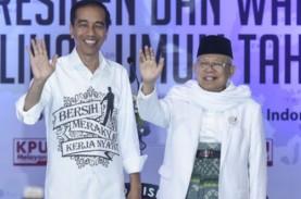 Presiden Jokowi Belum Susun Kabinet