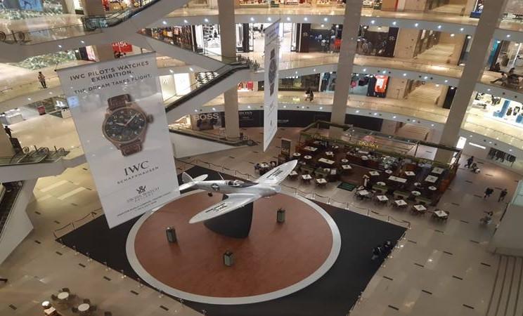 Pameran jam tangan mewah IWC Schaffhausen digelar di Pavilion Kuala Lumpur, Malaysia dari 1-9 Juli 2019. JIBI/Bisnis - Nancy Junita