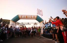 800 Pelari Ikuti Antam Nickel Half Marathon di Sulawesi Tenggara