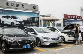Standar Emisi Dinaikkan, Dealer Mobil di China Kelimpungan