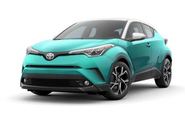 Toyota C-HR. - Toyota