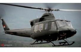 Pencarian Helikopter TNI Libatkan Warga Kampung