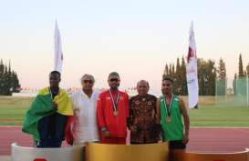 Atlet Difabel Indonesia Sabet 5 Emas di World Para Athletics Grand Prix Tunisia 2019