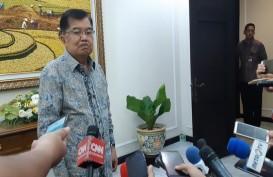 Peralihan Kekuasaan, JK Undang Maruf Amin ke Kantor Wapres