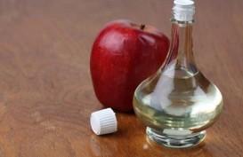 Minum Cuka Apel Sebelum Tidur Bantu Turunkan Berat Badan?