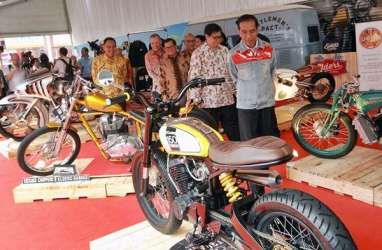 Michelin Gelar Kompetisi Modifikasi Sepeda Motor