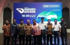 Gaikindo Janji GIIAS 2019 Tampilkan Teknologi Otomotif Terkini