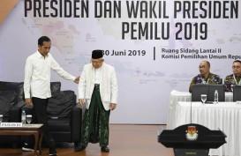 Rayakan Kemenangan, Jokowi Bertemu TKD dan TKN di Bogor