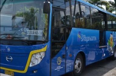 ANGKUTAN PERKOTAAN  : Skema Baru BRT Dilelang November