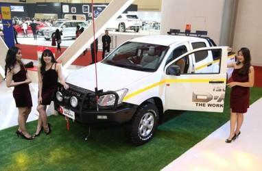 Pasar Mobil Double Cabin Melambat, Ini Strategi Isuzu D-Max