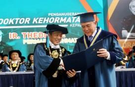 Pengusaha TP Rachmat Dianugerahi Gelar Honoris Causa oleh ITB