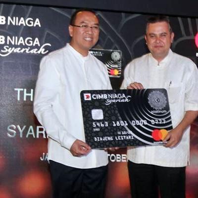 Kartu Kredit Syariah Cimb Niaga Patok Sales Volume Rp2 4 Triliun Finansial Bisnis Com
