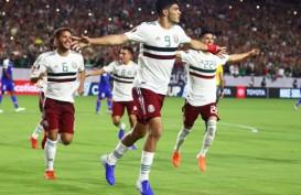 Penalti di Babak Tambahan Bawa Meksiko ke Final Gold Cup