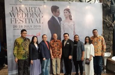 Jakarta Wedding Festival 2019 Diikuti 500 Vendor, Berhadiah Mercedes-Benz A200