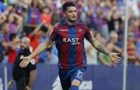 Valencia Boyong Jason, Perkaya Opsi Serangan di Liga Champions Eropa