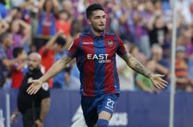 Valencia Boyong Jason, Perkaya Opsi Serangan di Liga…