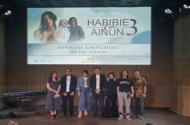 Musik Video dari Soundtrack Habibie & Ainun 3 Dirilis