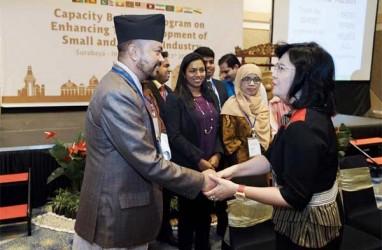 Negara Anggota Colombo Plan Belajar IKM di Indonesia