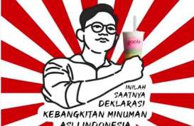 Besok, Gibran Jokowi 'Launching' Outlet Minuman Goola di Plaza Indonesia dan Pacific Place