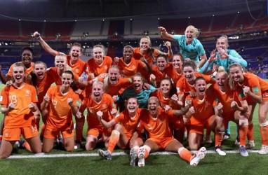 Melaju Ke Final, Belanda Hadapi AS di Piala Dunia Putri