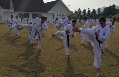 Tim Karate RI Sabet Juara Umum di Brunei Darussalam