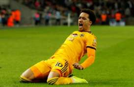 Leeds Dapatkan Helder Costa dari Wolves