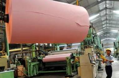 Nilai Ekspor Pulp dan Kertas Tertekan Harga Global