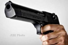 Penembakan Pos Polisi Siluwok, Pelaku Dua Pria Bersepeda…