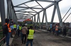 Perbaikan Jembatan Mesuji Rampung, Jalintim Sumatra Kembali Lancar
