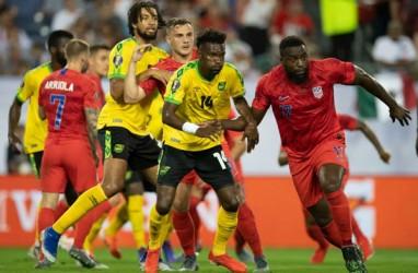 Amerika Gasak Jamaika, vs Meksiko di Final Gold Cup