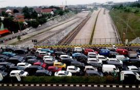 Tol Cijago Seksi II Terkendala Pengaturan Trafik Exit Toll Margonda
