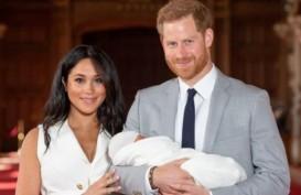 Putra Pangeran Harry dan Meghan Markle Akan Dibaptis Akhir Pekan Ini