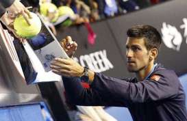 Hasil Tenis Wimbledon : Djokovic Lewati Kudla, Capai Putaran Ketiga