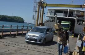Mobil Lompat dari Feri karena Rem Blong, 3 Orang Hilang