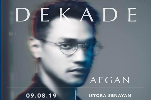 Konser Afgansyah Reza - Istimewa