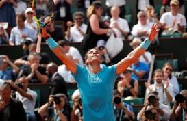 Hasil Tenis Wimbledon, Nadal Lewati Hadangan Keras Kyrgios