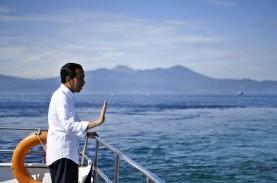 Jokowi : Jangan Sampai Sampah Plastik Masuk Taman…