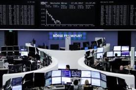 Investor Wait and See, Bursa Eropa Flat di Awal Perdagangan