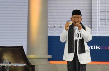5 Terpopuler Nasional, Ma'ruf Amin Siap Lepas Sarung dan DPR RI Tertarik Ide Rekapitulasi Elektronik KPU